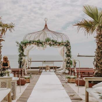 Local: Set Lounge Beach Weddings | Foto:  Bruno Garcez