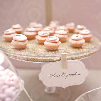 Mini-cupcakes, Amy Atlas