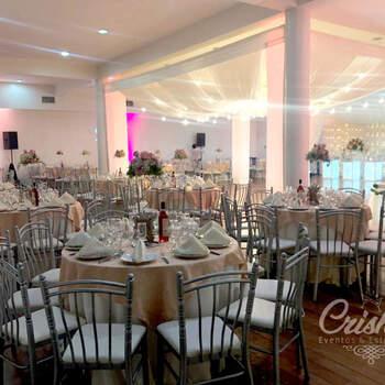 Foto: Crishel Eventos & Estructuras