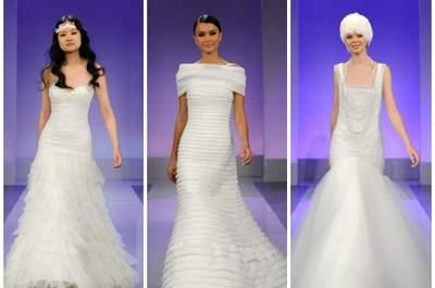 Vestidos de noiva Cymbelline 2013: o melhor do estilo