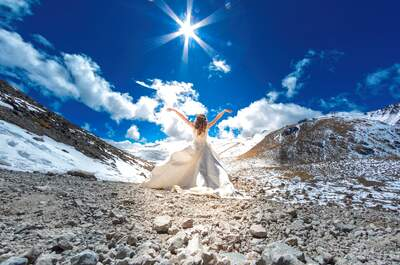 Conoce a Christopher de la Orta, un fotógrafo espectacular lleno de magia para tu boda