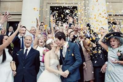¡8 personas que no tienes porqué invitar a tu boda!