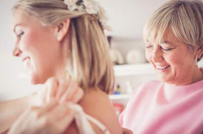 15 Dinge, die eine Mutter ihrer Tochter sagen sollte, bevor sie vor den Traualtar tritt