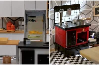 ¿Lo último para bodas?: descubre la cocina en miniatura en estos vídeos