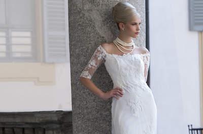 Abiti da sposa Galvan Sposa 2016: qualità, gusto e lusso per la sposa moderna