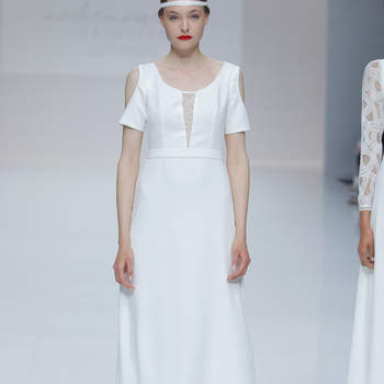 Cymbeline. Créditos: Barcelona Bridal Fashion Week