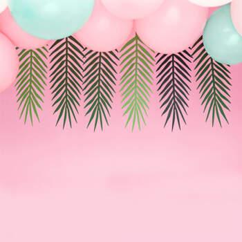 Decoración hojas de palma- Compra en The Wedding Shop
