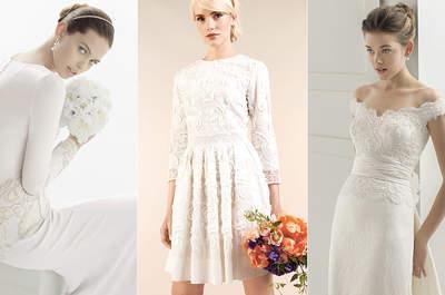 SOLDES : De sublimes robes de mariée au Printemps Haussmann