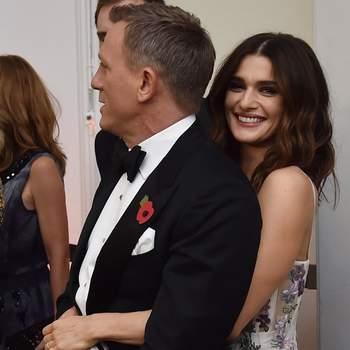 Rachel Weisz deu à luz sua filha com o atual 007 do cinema, Daniel Craig, em setembro. | Foto via IG @smoothradio