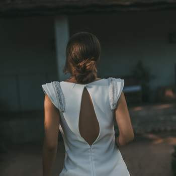Vestido Jimena. Foto: Alejandra Godia