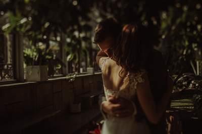 Sesja ślubna w zamku w Mosznej. Nie przegap!
