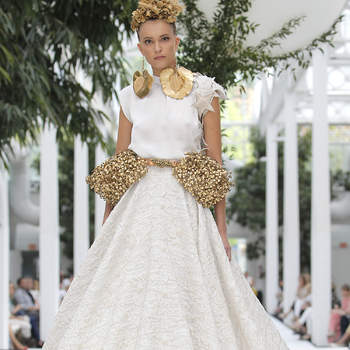 Carmen Halffter. Créditos: Bridal Love Madrid