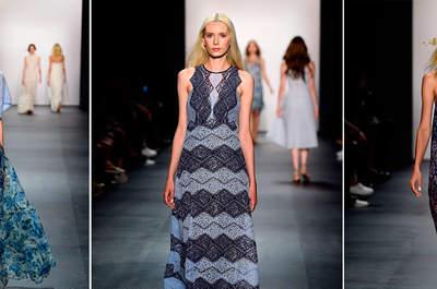 Erin Fetherston para vestidos de invitada: moda retro, años 60-70, un remember muy chic
