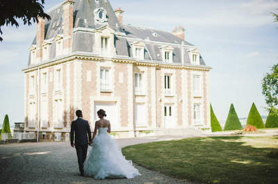 Mariage dans un château : Portrait de Laure, organisatrice et décoratrice de votre jour J