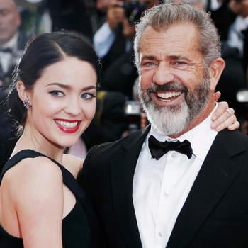 Mel Gibson foi pai pela nona vez a 20 de janeiro de 2017. Lars é fruto da relação do ator de 61 anos com Rosalind Ross, de 26. Foto DR