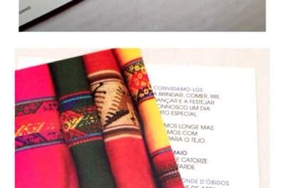 2 idiomas e 1 casamento: saiba a melhor maneira de fazer convites bilíngues