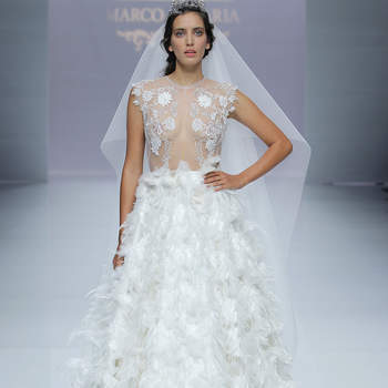 Marco María. Credits: Barcelona Bridal Fashion Week