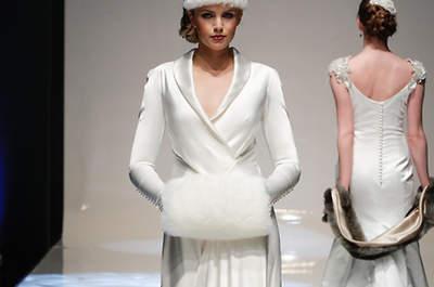 Les 20 robes de mariée les plus originales de la White Gallery 2014