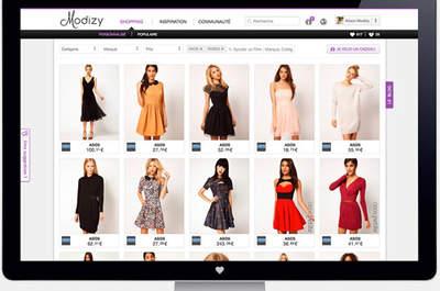 Modizy, votre personal shopper nouvelle génération !