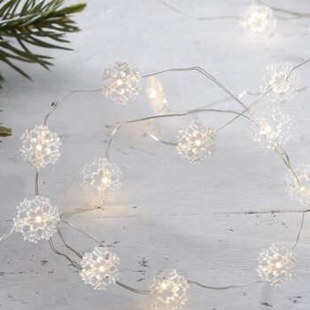 Luces de copo de nieve- Compra en The Wedding Shop