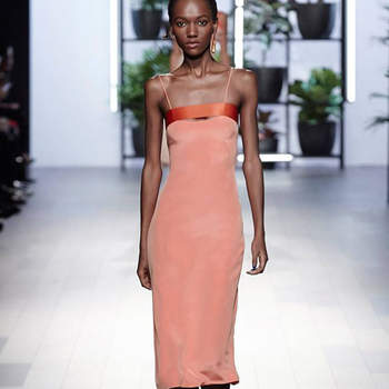 New York Fashion Week S/S 2018. Credits: Cushnie et Ochs