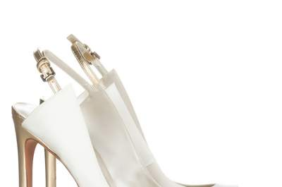 ¿Aún no has visto los zapatos de novia Pura López 2017? No esperes más porque te vas a enamorar