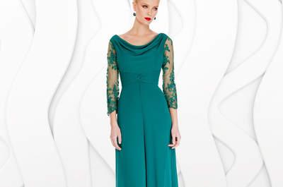 Sukienki dla matki Panny Młodej 2017. Odkryj wszystkie!