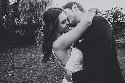 Camila & Tiago: Glamour, vintage & DIY 3 tendências que marcaram o seu casamento!
