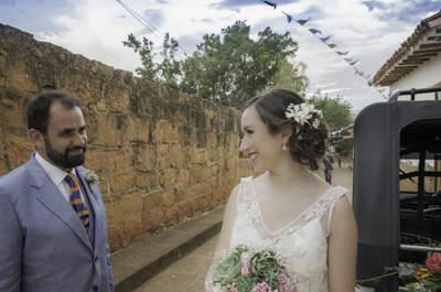 Gigi y Pablo: Una boda de los años 20