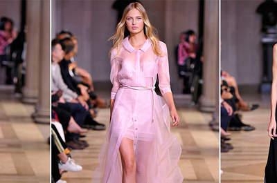 Nueva colección de Carolina Herrera 2016 para vestidos de fiesta: una mezcla de glamour y detalles