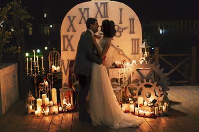 Время любить: романтичная свадьба Ирины и Кирилла