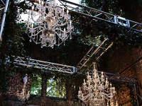 Dekoracje ślubne na wesele w stylu industrialnym