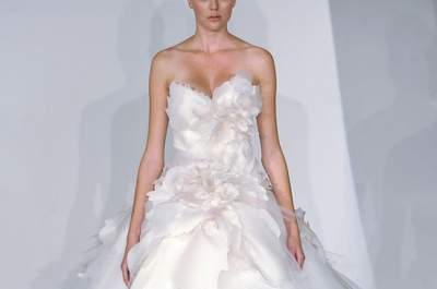 Marchesa Bridal Collection Fall/Winter 2013