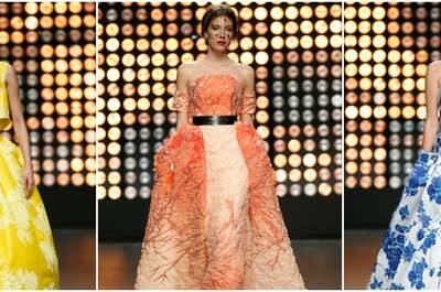 Isabel Sanchís 2016: vestidos de fiesta que reinarán