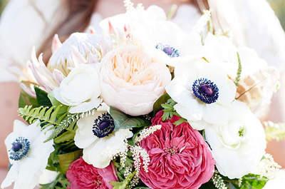 Wie kann eine Braut ihren Strauß tragen? Wir zeigen die 10 schönsten Optionen mit Tipps vom Profi