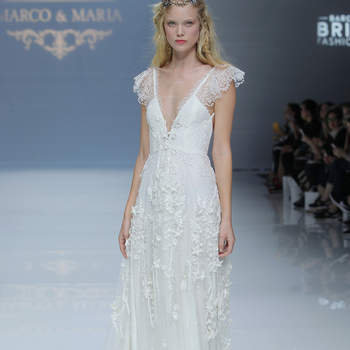 Marco Maria. Credits: Barcelona Bridal Fashion Week
