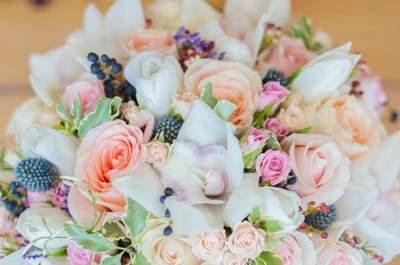 Trend Bouquet da Sposa 2015: ecco la nostra profumatissima TOP6