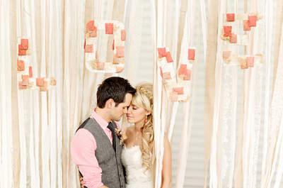 Real Wedding: En el mes del romance…