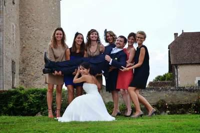 SOS ! Une de mes témoins de mariage ne sera pas là le Jour J : que faire ?