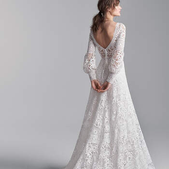 Photo : Robe Finley - Sottero et Midgley collection Automne 2020