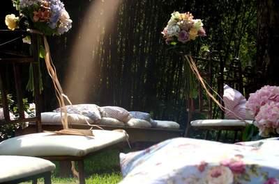 Locais para um casamento perfeito próximos à São Paulo