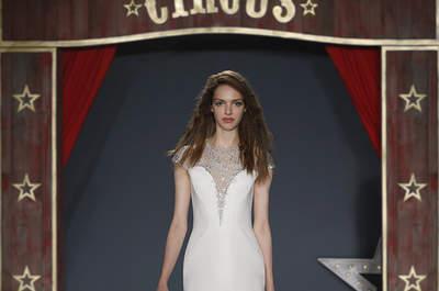 Vestidos de novia para mujeres bajitas. ¡Más de 40 diseños para elegir tu favorito!