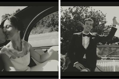 Cátia & José: eles tiveram um convite de casamento muito especial!
