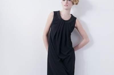 La collection Cocktail d'Aurélie Cherell 2015 : des robes de soirée élégantes et glamours