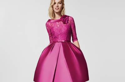 Más de 40 deslumbrantes vestidos de fiesta cortos. ¡Dale un vistazo a estos diseños!