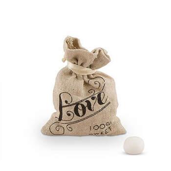 Bolsa Para Dulces Country Love 12 unidades- Compra en The Wedding Shop