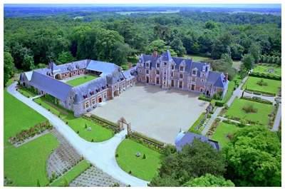 Châteaux et domaines en Indre-et-Loire pour un mariage idyllique