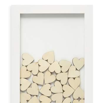 Moldura corações - Preço sob consulta
