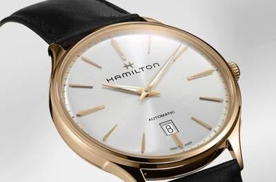 Luxuriöse Uhren von Hamilton als Hochzeitsgeschenk – Damit können Sie beim Brautpaar punkten!