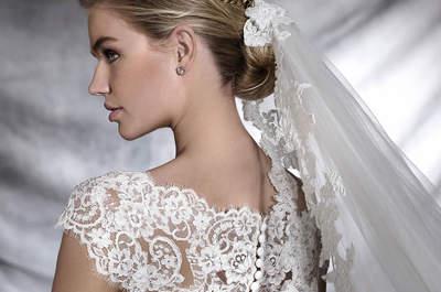 Complementos para novias. ¡Más de 50 propuestas para completar tu look nupcial!